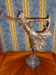 Danseuse Bronze, Claire Colinet, 1350 €