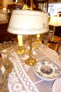 Lampe Bouillote, 220 €