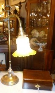 Lampe de Bureau 1900, 180 €