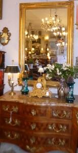 Miroir XIXème, 650 €