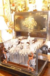 Cave à liqueur Napoléon III, 550€