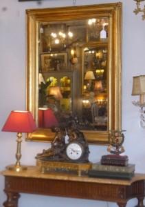 Miroir 1900, 180 €