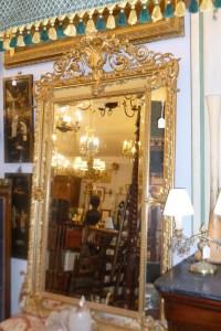 Miroir pareclose, 1250 €