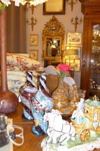 Miroir style Louis XIV,480€