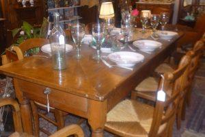 Table de ferme, 950€
