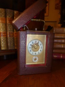 Pendulette d'officier, 580€