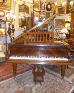 Piano demi queue, Erard,1400€