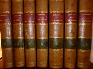 Code Napoléon,7 Vol,220€