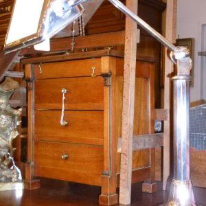 Lampe de Bureau Pirouette, 220 €