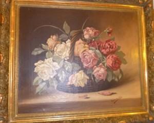 H.s.t, Panier de Roses, 380 €