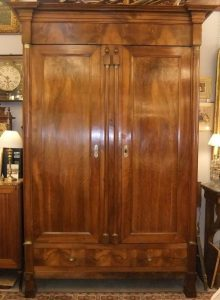 Armoire Empire XIXè, 1200€