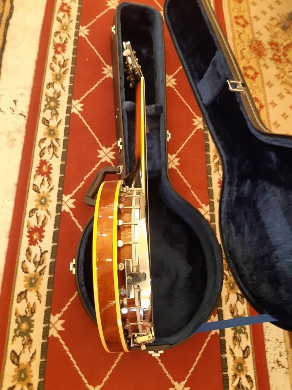 banjo guitare