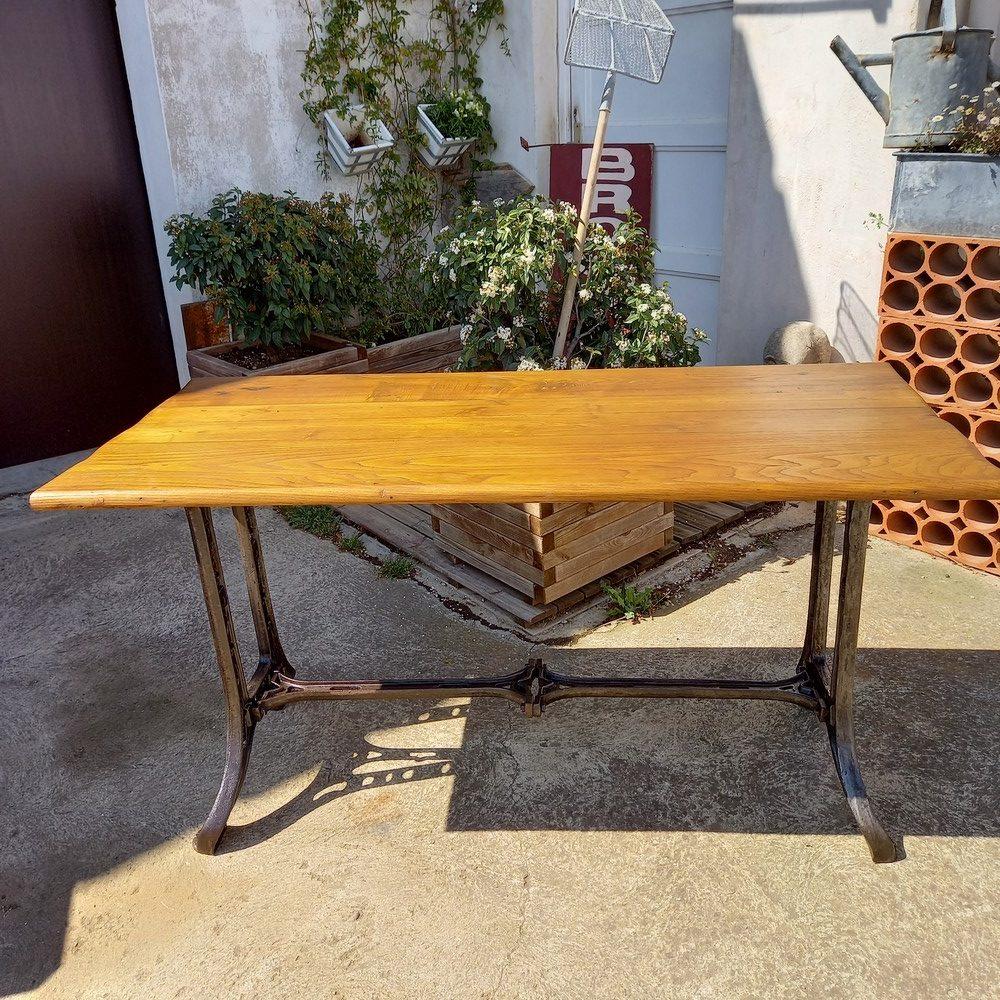 Table Indus, Bistrot,Vintage