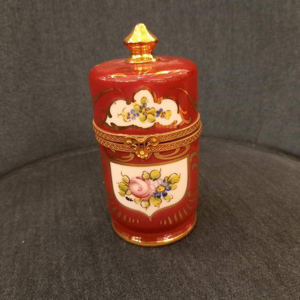 boite porcelaine Limoges
