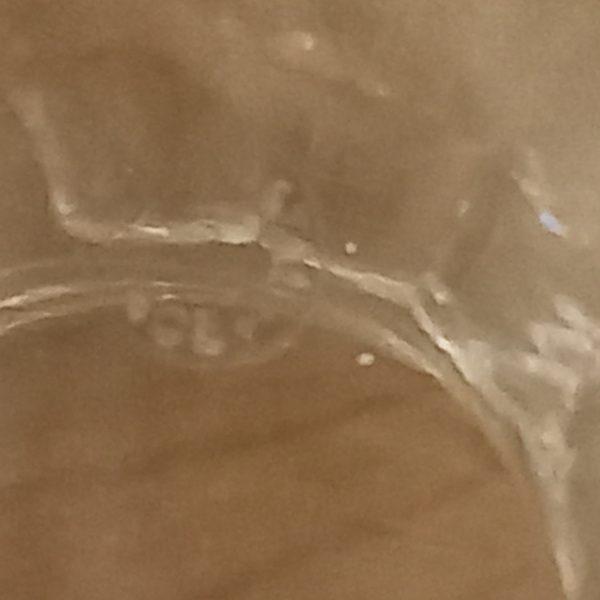 Pichet en Cristal de Saint-Louis