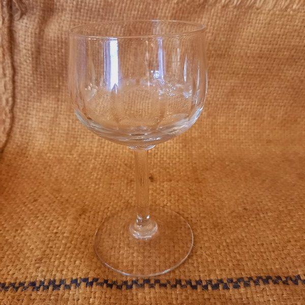 Verres à vin blanc