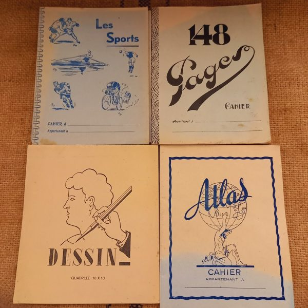 Cahiers Vintage